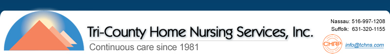Tri-county Home Nursing Services Inc NY