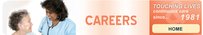 Careers at Home Health Care NY